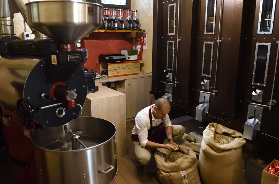 Caffè Tama Ascoli Piceno
