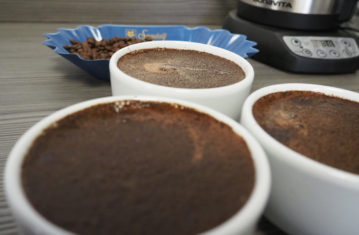 Cupping o Assaggio alla Brasiliana