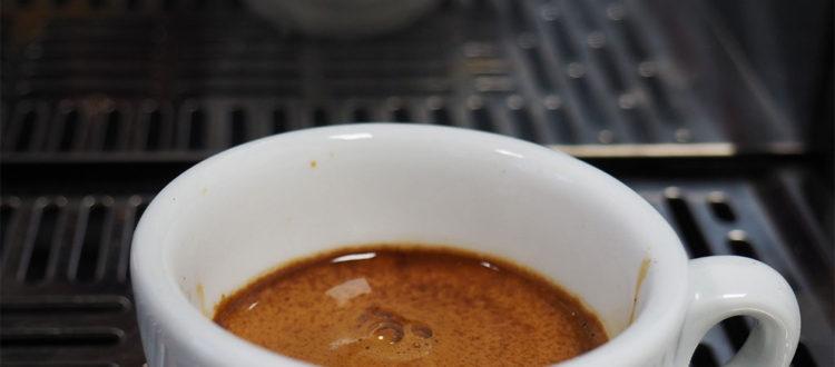 La crema nell'espresso